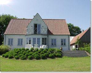 Stuehus på Tyklundgaard